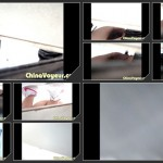 Chinese teens and ladies caught on spycam pissing or pooping  [Amateur closeup shots] – 10