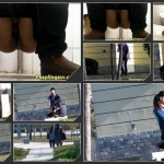 Chinese teens and ladies caught on spycam pissing or pooping  [Amateur closeup shots] – 3