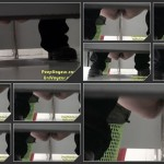 Chinese teens and ladies caught on spycam pissing or pooping  [Amateur closeup shots] – 4