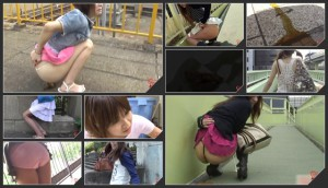 Outdoor and public excretion and pantypooping – 1