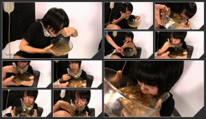 Drinking and puking dirty enema  [HD720p] – 2