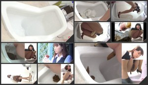 Outdoor food and pooping in toilet – 5  [HD 1080p]