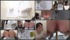 Voyeur toilets defecation angles view girls ass – 4  [HD 1080p]
