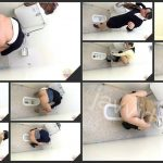 [JVC – 0008] Sexy girls defecation standing in erotic pose