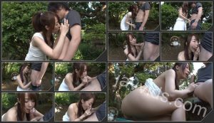 HITOMI OKI ENJOYS RANDOM GUY S DICK IN THE PARK [HD QUALITY]