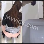 [JVC – 0121] Girls with pimply butt pooping in toilet  [HD 1080p]