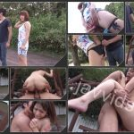 Japanese fucking in outdoor with hot Yuuka Kaede [HD Quality]
