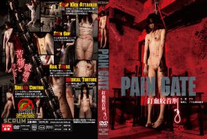[DDSC-025] PAIN GATE ~釘血絞首刑~ Choking PAIN GATE SM